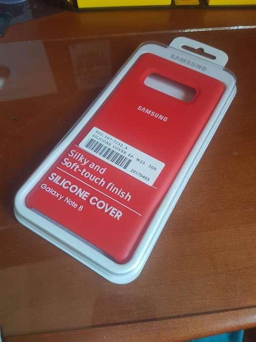 Funda Silicona Samsung Note8