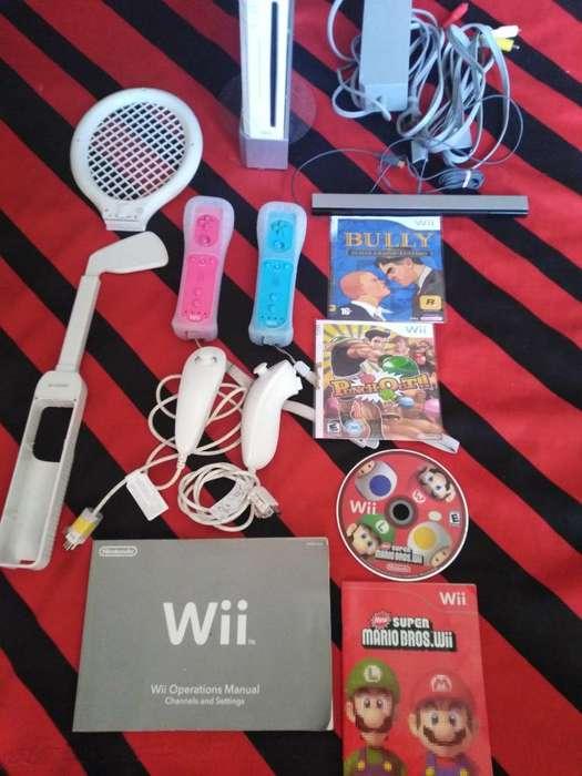 Vendo O Cambio Nintendo Wii Programado