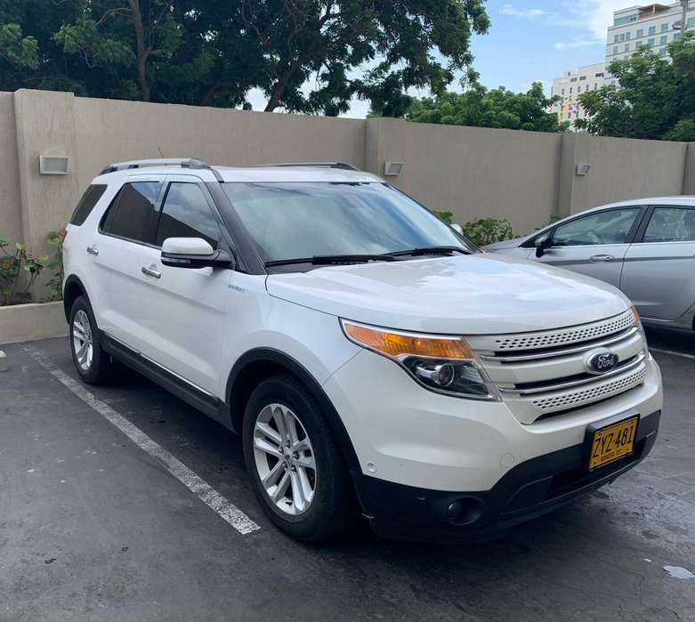 <strong>ford</strong> Explorer 2014 - 79000 km