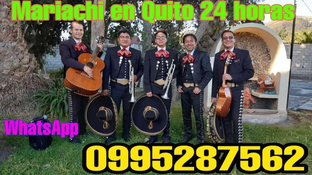 1.mariachis en Quito La Ecuatoriana