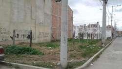 VENDO LOTE ESQUINERO, 8 X 12 EN ZIPAQUIRA