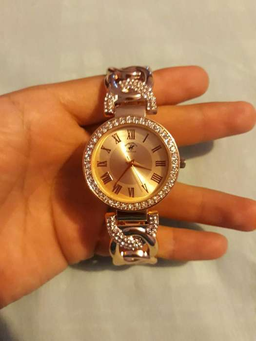 Reloj Polo Clud