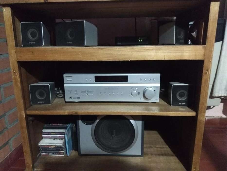 Home Theater Sony 5.1