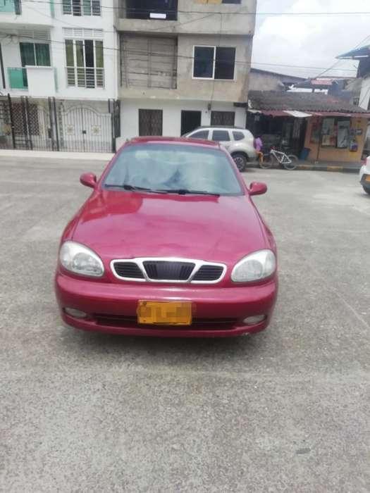Daewoo Lanos 1999 - 22562 km