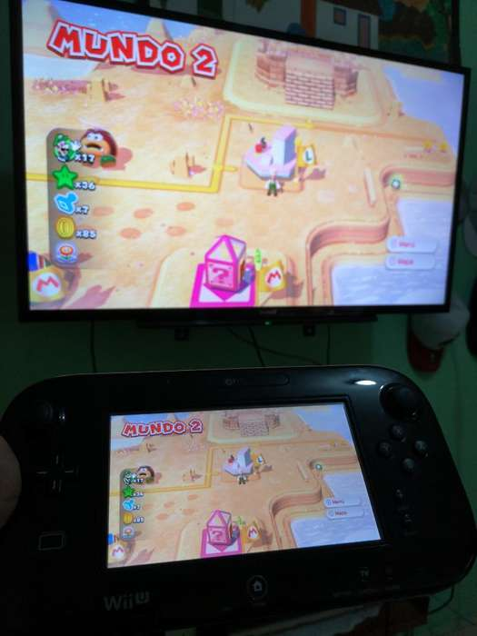 Nintendo Wii U Programada