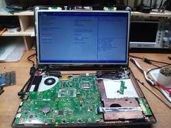 Formateo de Computadores 3012879551 Reparación pc domicilio en Bogota