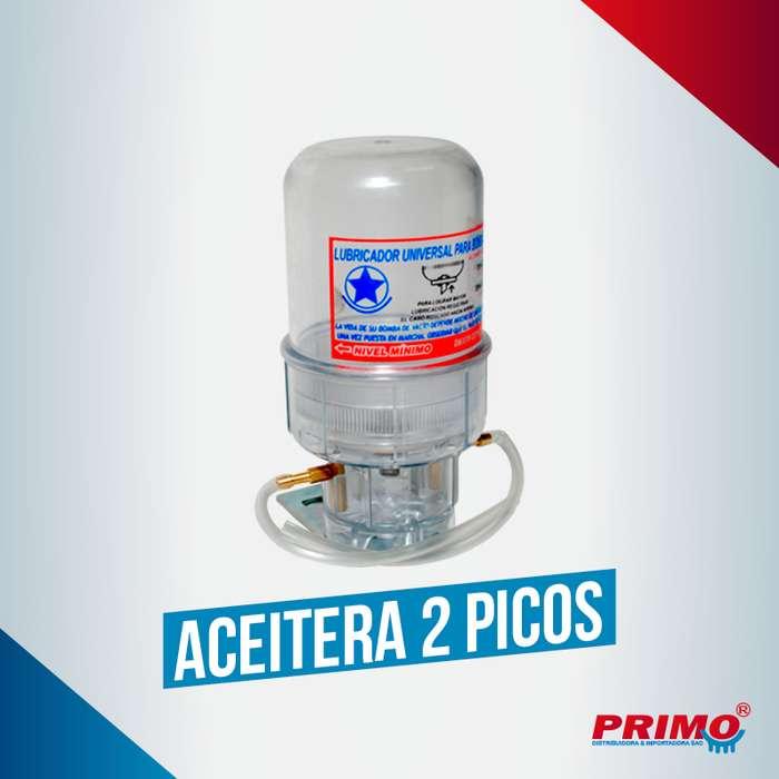 VENTA Aceitera 2 PICOS ACCESORIOS PRIMO