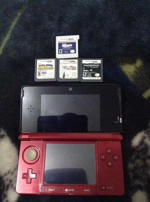 Nintendo 3ds Vendo O Cambio