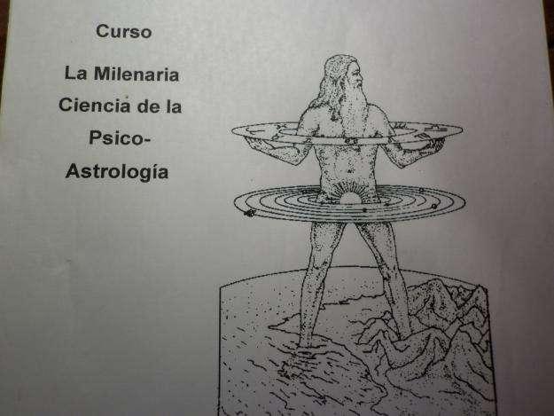 Curso La milenaria ciencia de la psico astrología