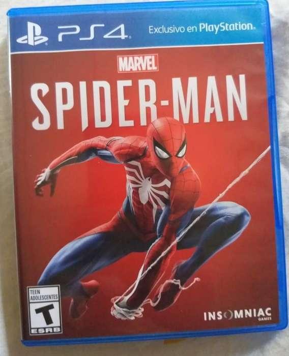 Spiderman Ps4 Full Estado