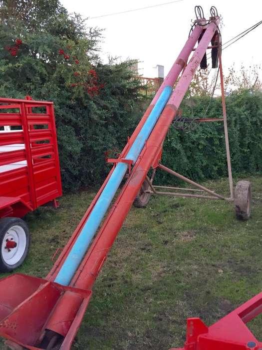Chimango Doble Cargador Semilla / Fertilizante P/ Sembradora Hidraulico