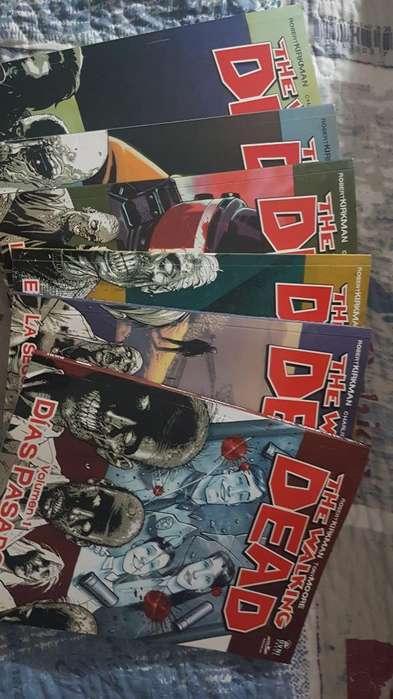 Comics The Walking Dead 1-7