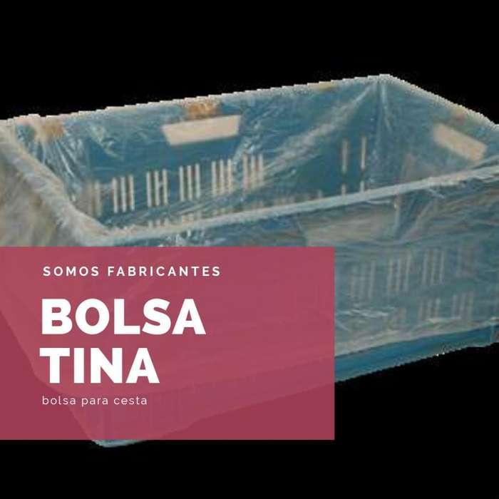 Bolsa Tina O Bolsa para <strong>cesta</strong>