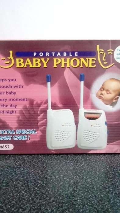 baby call con luz