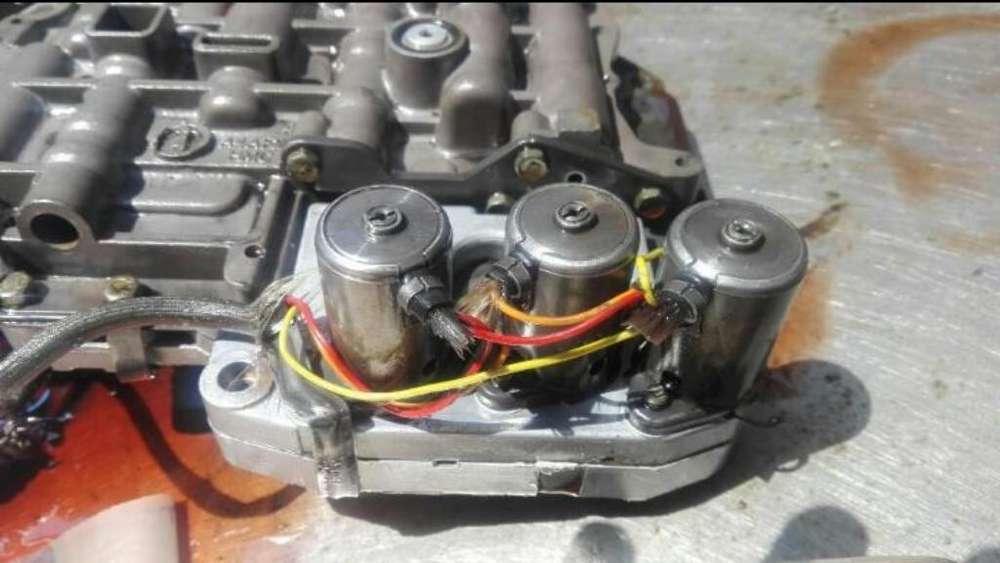 Reparacion de Cajas Automaticas