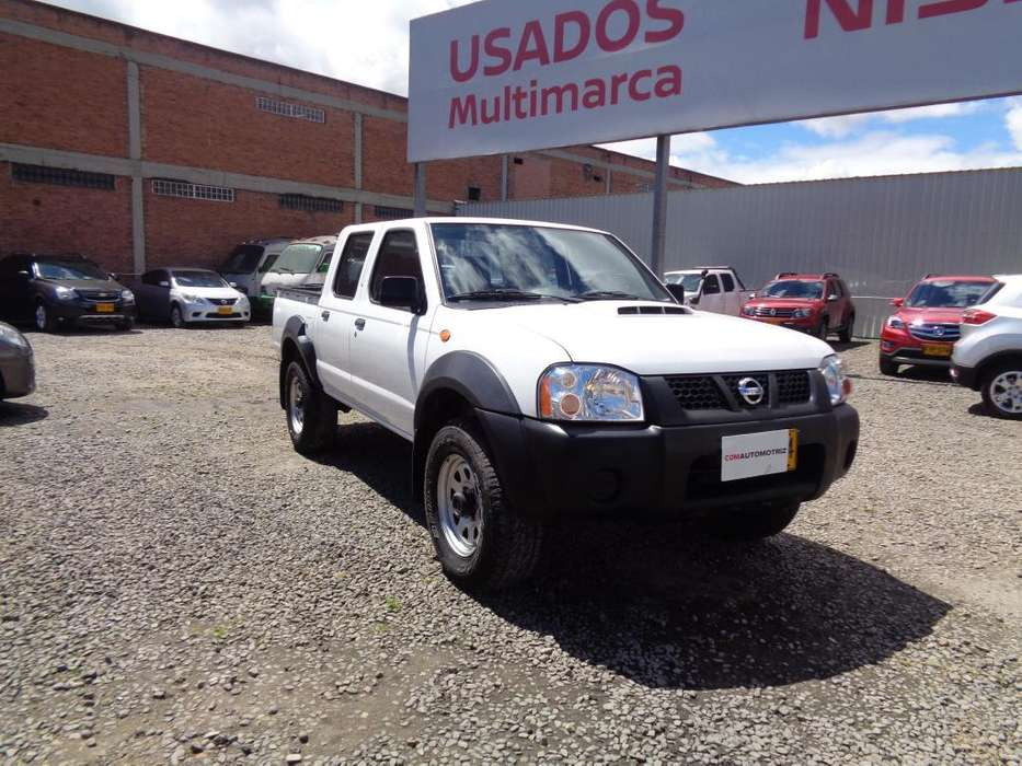 Nissan D-22 2014 - 55383 km