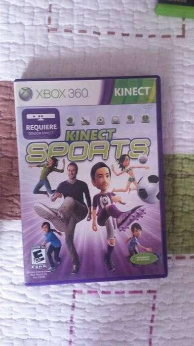 Juego Xbox 360kinect Sports