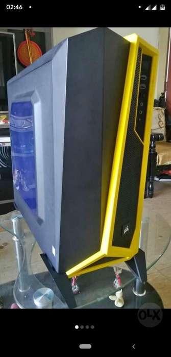 Cpu Gamer Core I7 6ta Y Asus Strix 1070