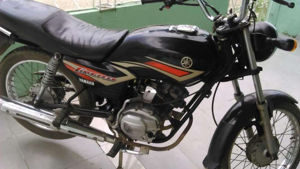 Moto Yamaha Libero