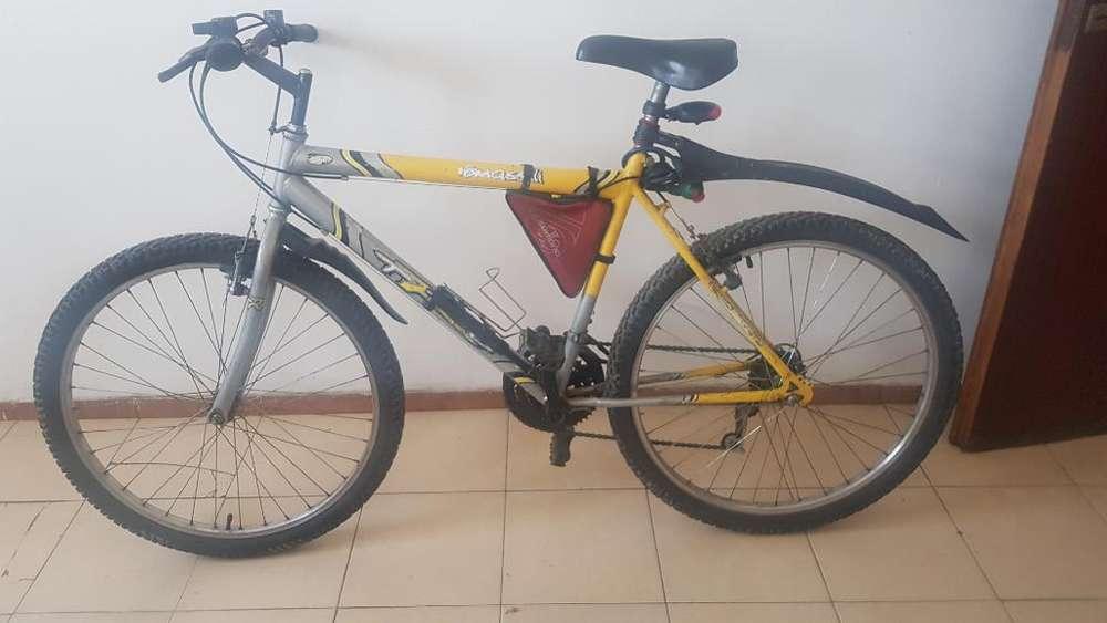 Vendo Bici Tomaseli Excelente Estado
