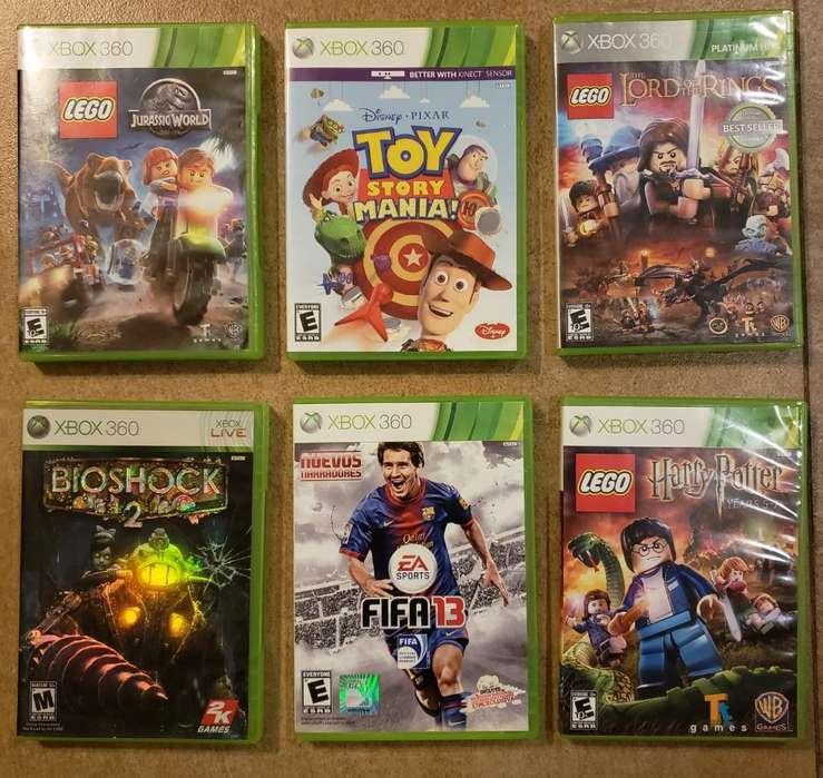 Juegos Xbox 360 Fisico Excelente Estado