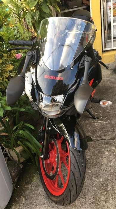 Moto Suzuki Gsr150cc de 6 Velocidades