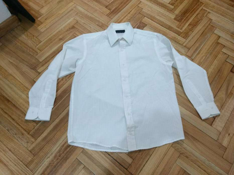 Camisa Talle 40 Manhattan Impecable