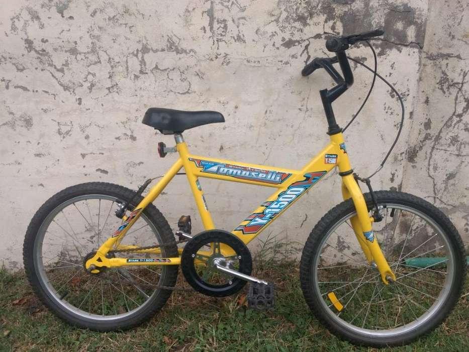 Bicicleta Tomaselli Excelente Estado