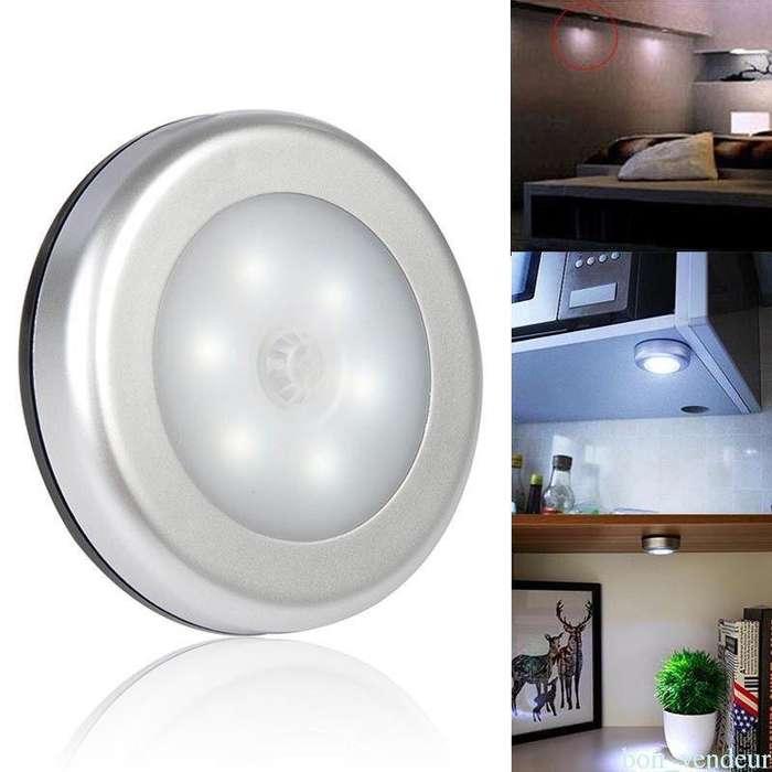 Dispositivo de Luz con Auto Encendido