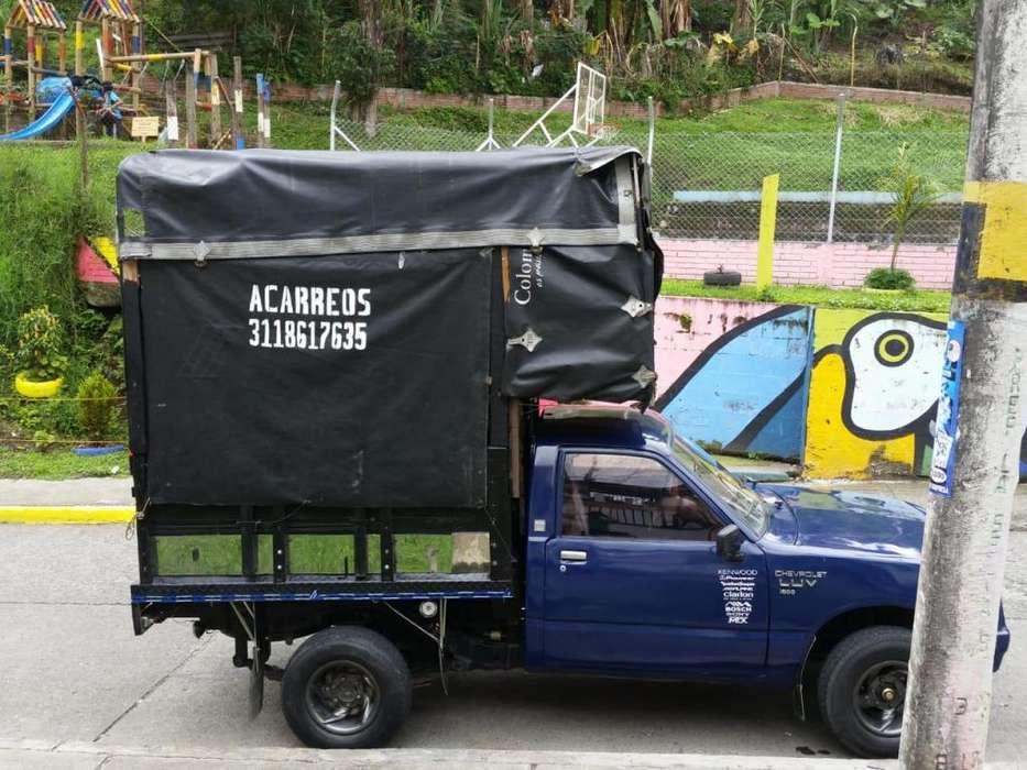 transporte y mudanza pereira 3118617635