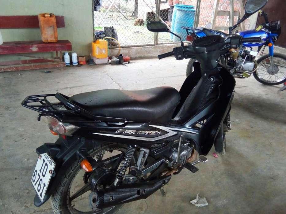 <strong>motoneta</strong> Yamaha Crypton