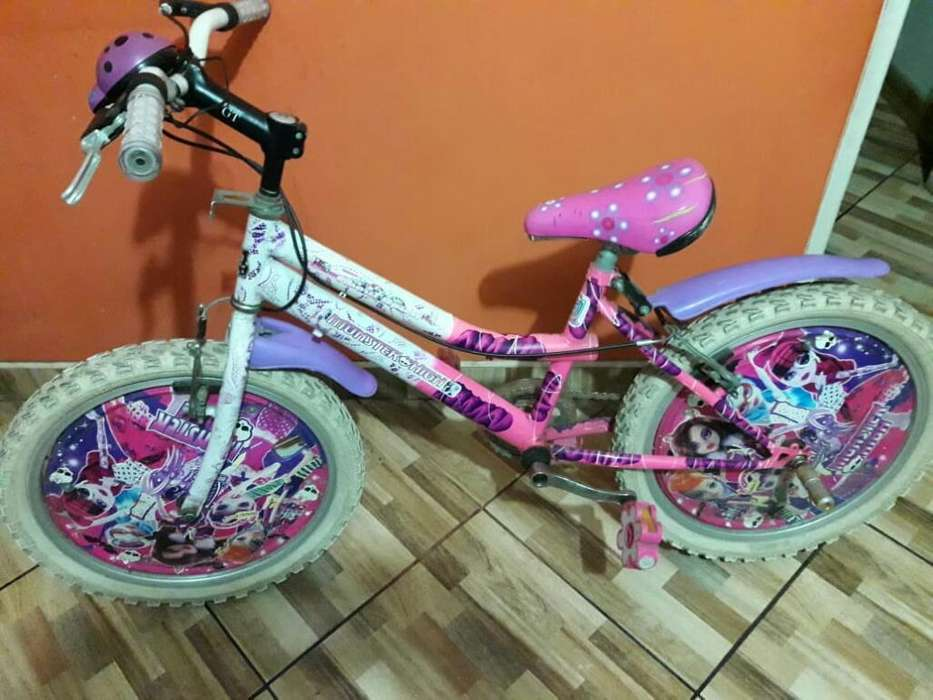 Bicicleta de Niña Aro 21