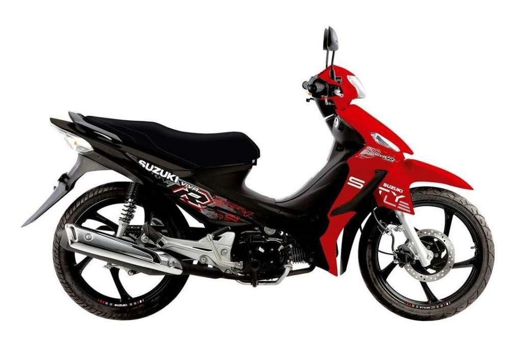 Moto Suzuki Vivar 115 Style Modelo 2020