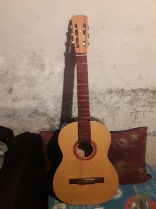 Guitarra Española Concierto Luthier