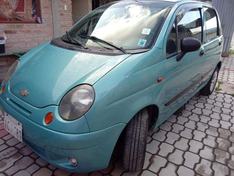 Chevrolet Spark 2006 - 237000 km