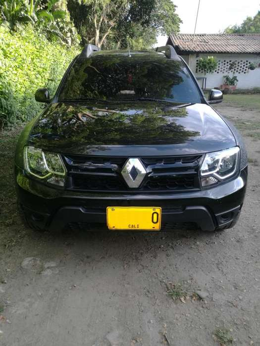 Renault Duster 2017 - 59500 km