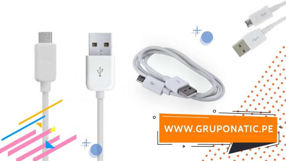 Cable Para Celular Tablet Samsung J7 Sony Huawei Gruponatic San Miguel Surquillo Independencia La Molina 941439370