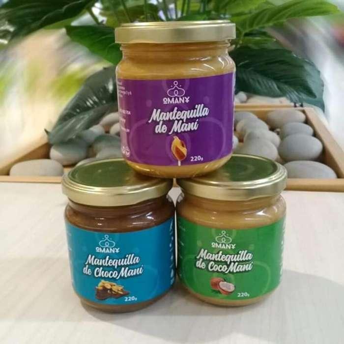 Mantequilla de Maní Chocomaní Cocomaní