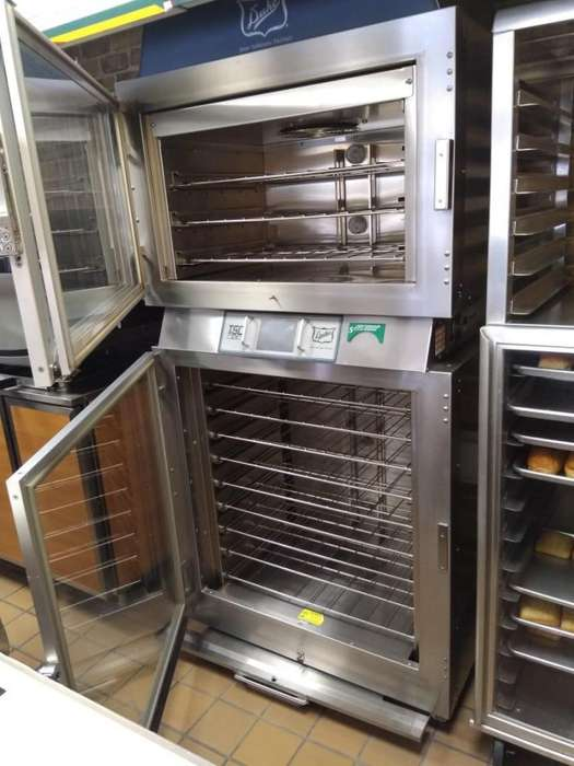 Horno Industrial, proofer