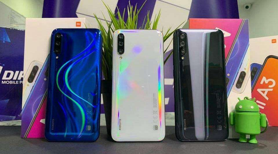 Xiaomi Mi A3 64GB / 128GB Nuevos Sellados