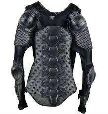 Chaqueta protectora para motociclista NUEVA