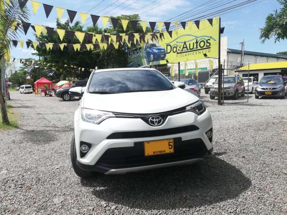 Toyota RAV4 2018 - 50000 km