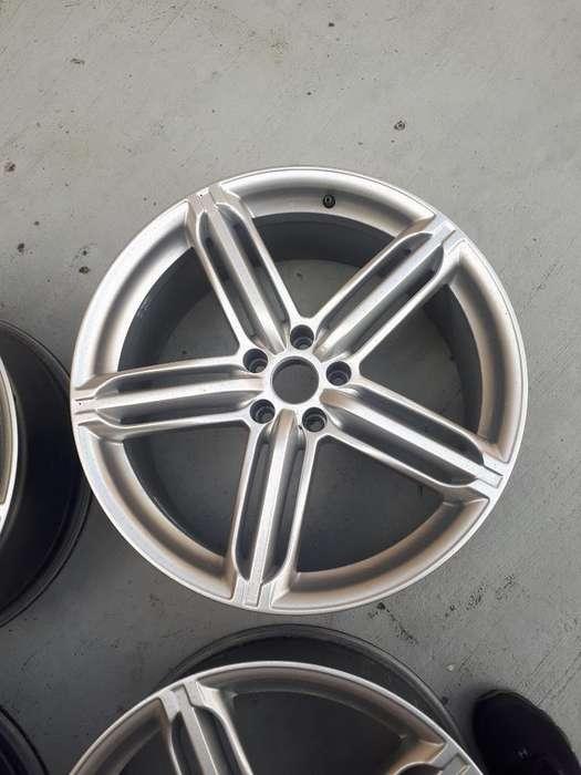 Audi Vw Aros 20x9 5x112