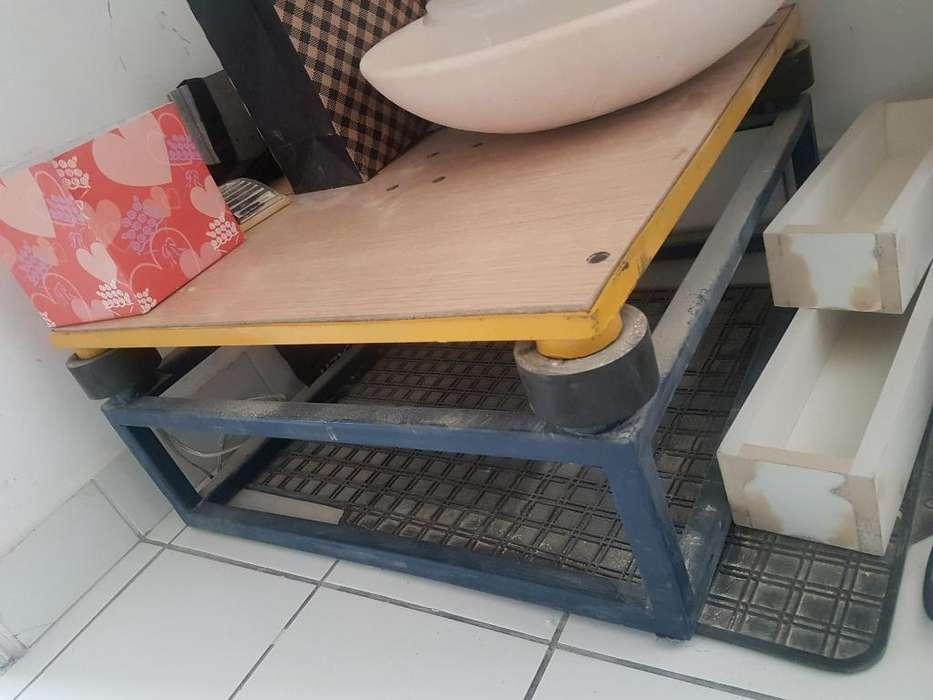 Mesa Vibradora