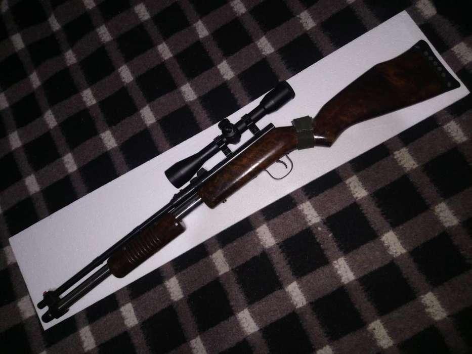 Rifle Shark Pcp 5,5 Usado