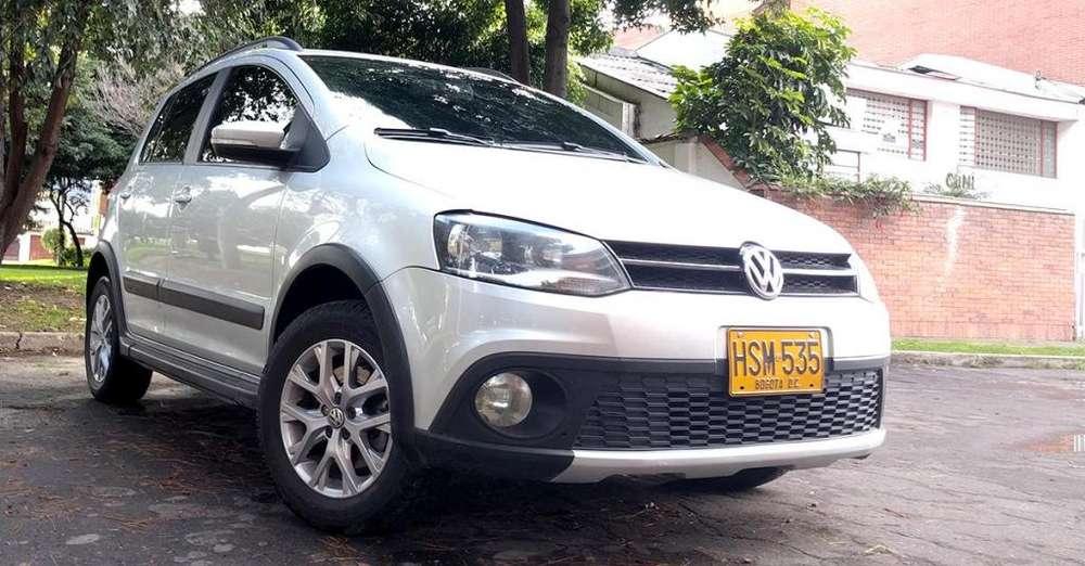 Volkswagen Crossfox 2014 - 73500 km