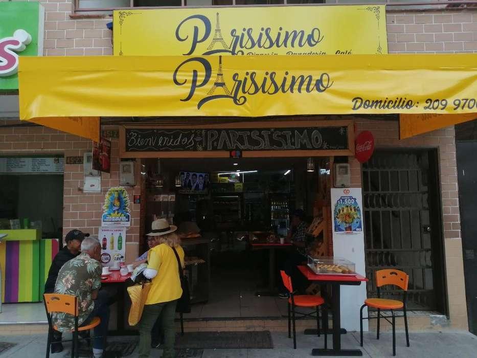 Vendo <strong>panaderia</strong> Pizzería Café