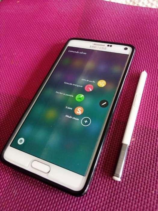 Vendo O Cambio Samsung Galaxy Note 4