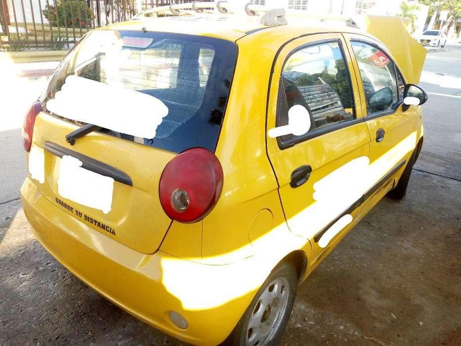 Taxi Spark 2009 en Buen Estado Aproveche