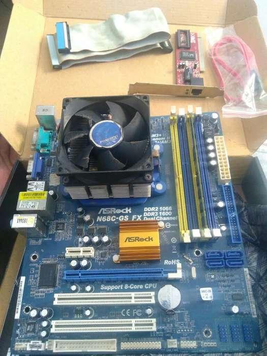 Vendo Board Asrock N68c-gs